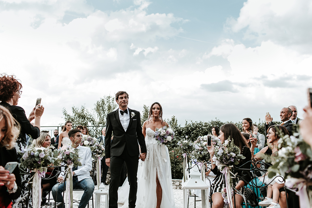 Wedding At Monastero Santo Spirito Giovanni Paolone