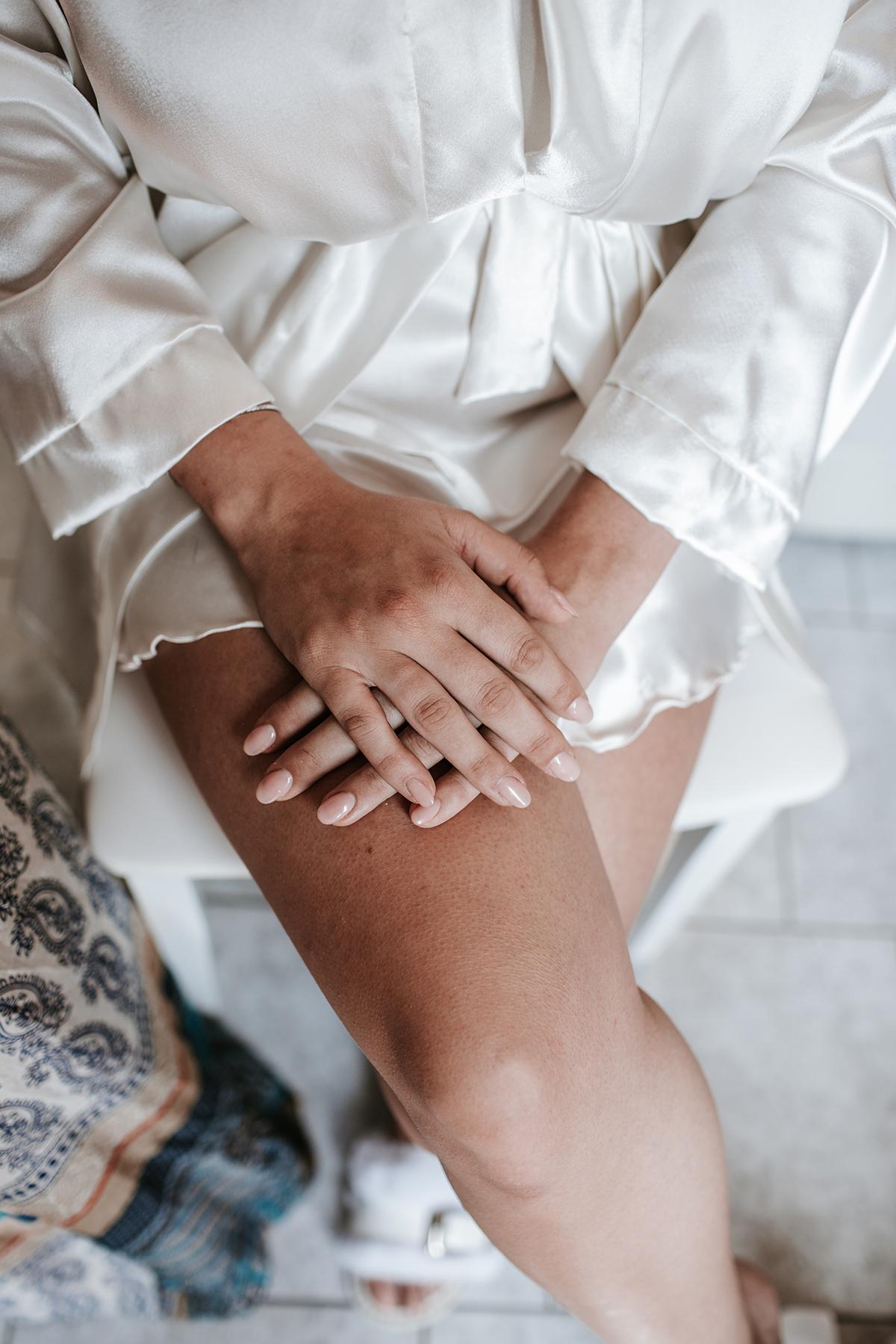 Preparazione dello sposa