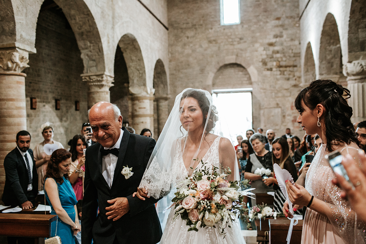 Alessia and Daniele