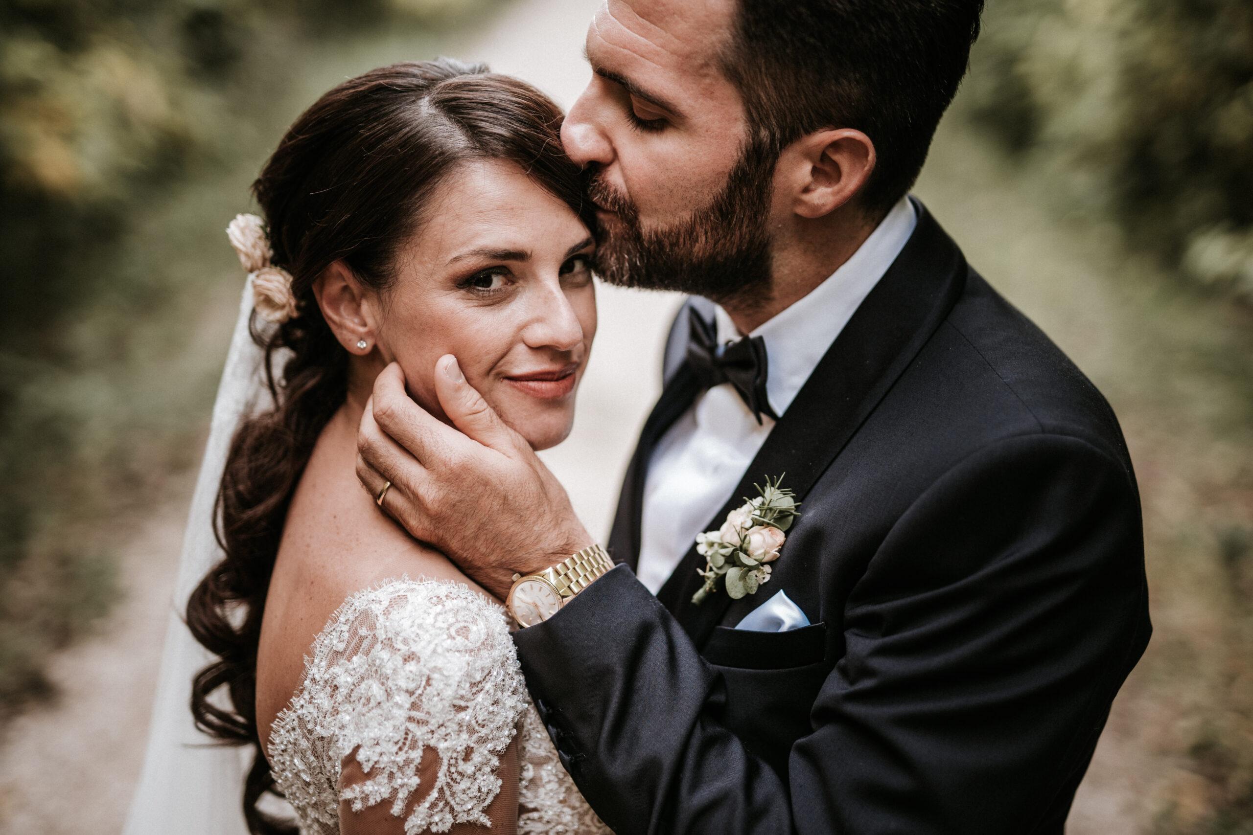 Servizio fotografico di matrimonio nelle Marche
